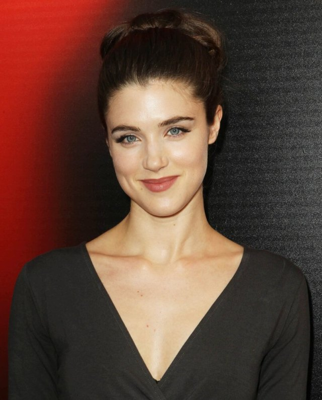 Lucy Griffiths sexy lips