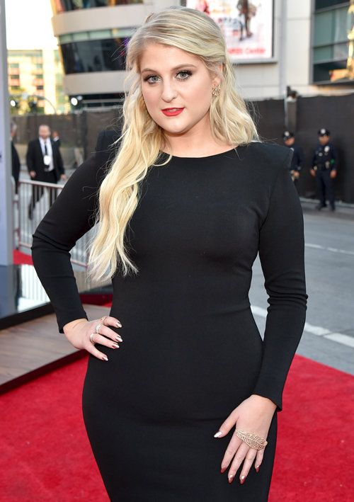 Meghan Trainor hot lady