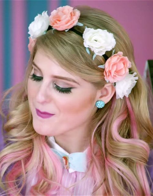 Meghan Trainor hot women photo