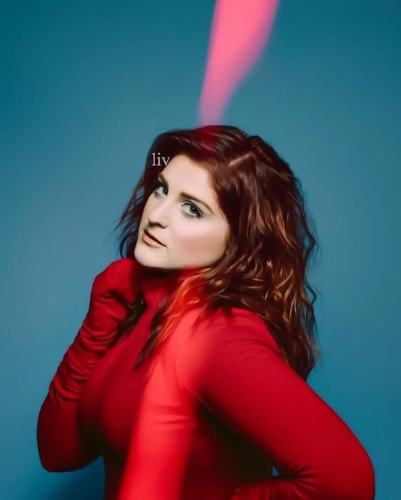 Meghan Trainor too hot