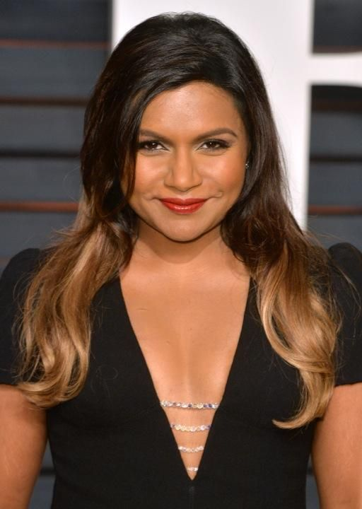 Mindy Kaling Hot Dress