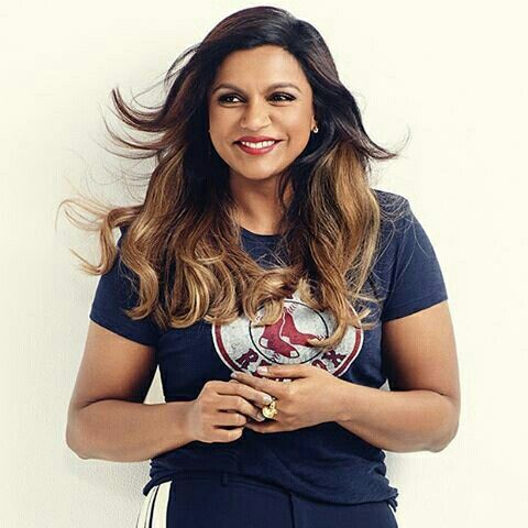 Mindy Kaling Smile