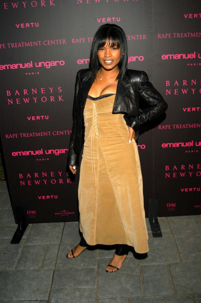 Nia Long on Party