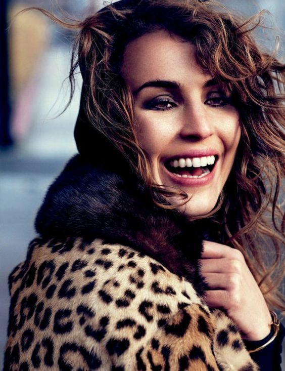 Noomi Rapace Smile