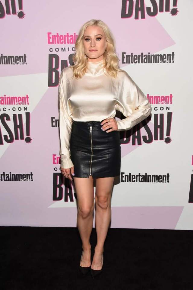 Olivia Taylor Dudley hot thighs '