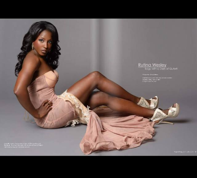 Rutina Wesley legs awesome pic (2)
