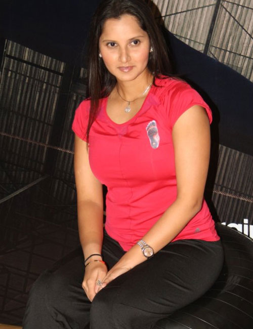 Sania Mirza hot lady picture