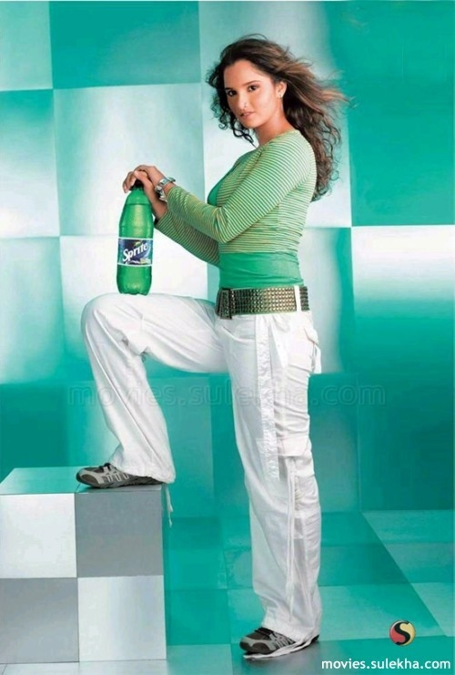 Sania Mirza sexy lady picture