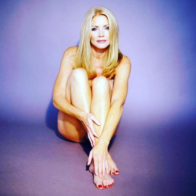 Shannon Tweed Sexy Toes