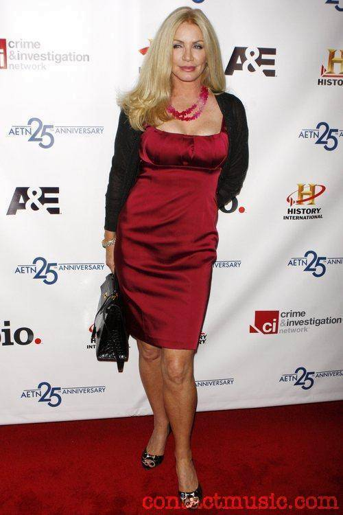 Shannon Tweed on A& E