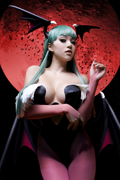 Succubus sexy lady pic
