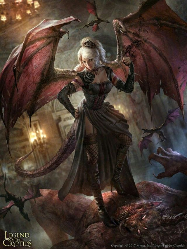 Succubus sexy women picture