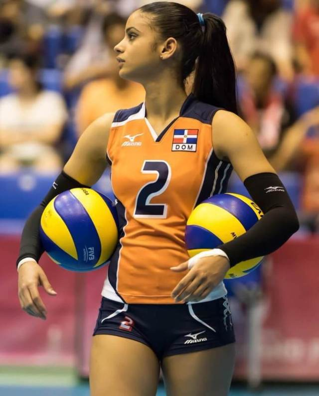 Winifer Fernandez thighs awesome