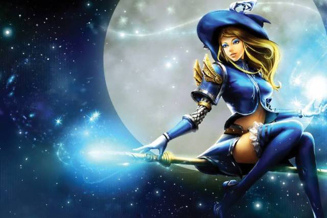 Witch hot photo