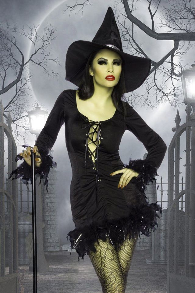 Witch too sexy pic
