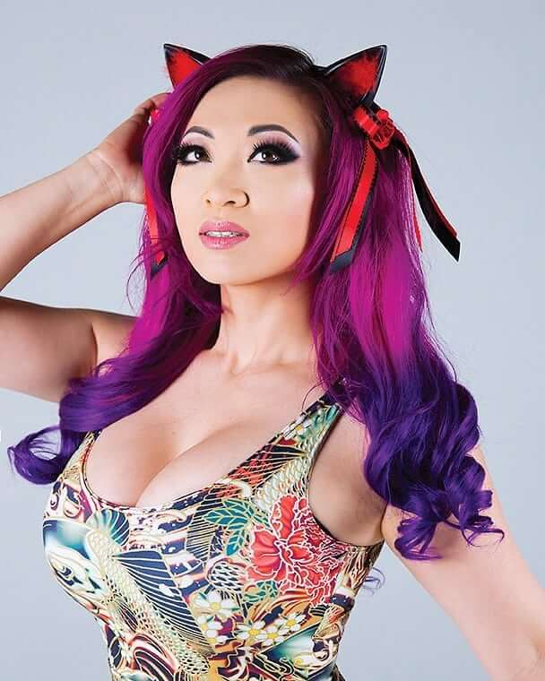 Yaya Han beautiful pics