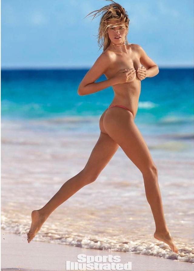 hailey clauson topless images