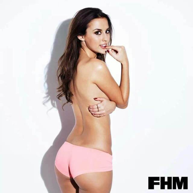 lucy watson butt awesome