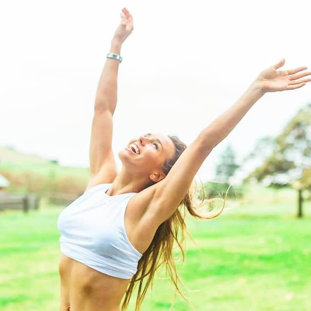 sally fitzgibbons enjoy the moment