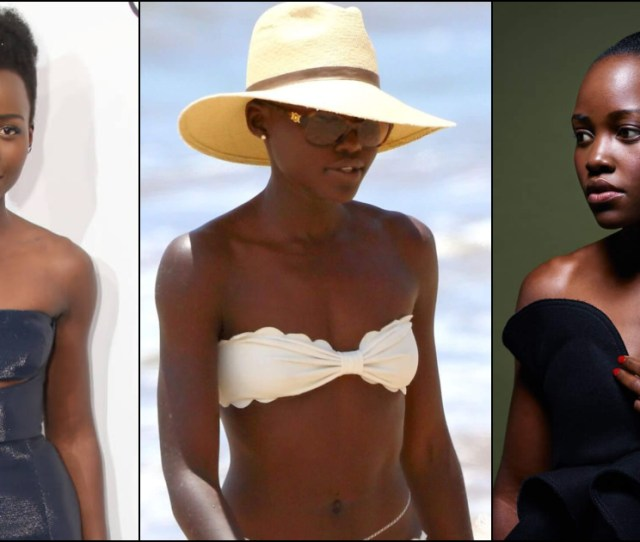 Hot Pictures Of Lupita Nyongo Will Prove That She Is One Of