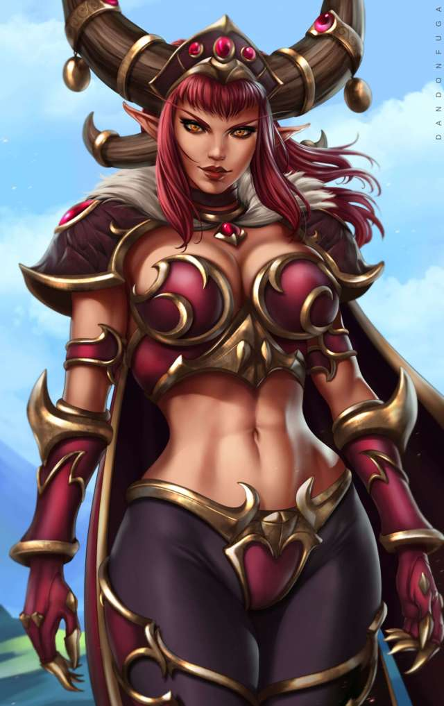 Alexstrasza awesome picture (2)