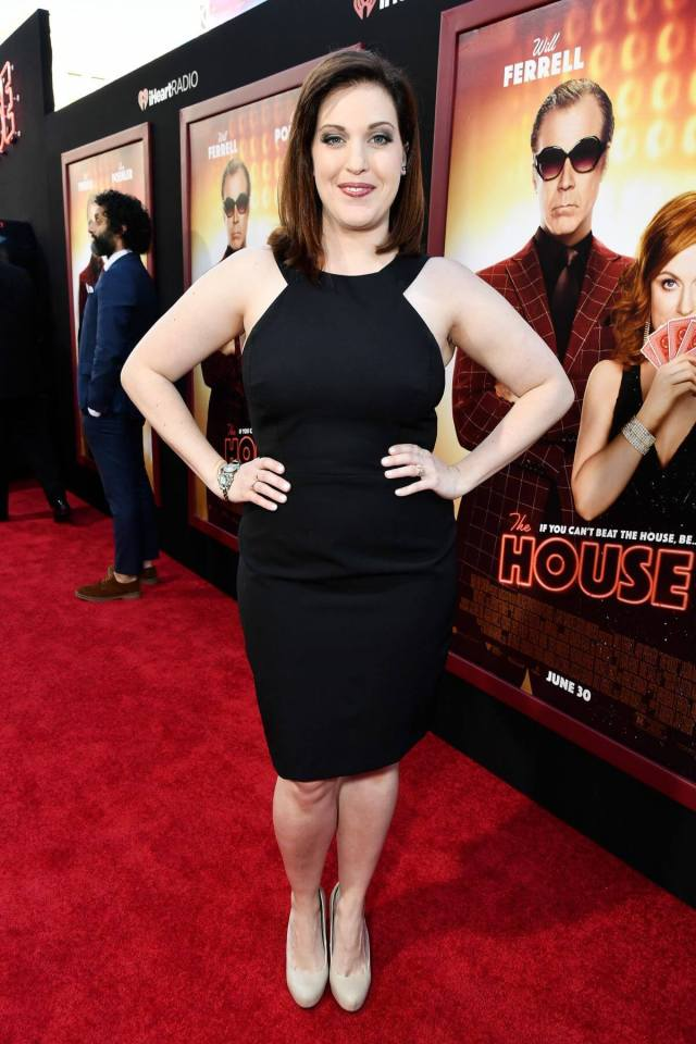 Allison Tolman hot feet