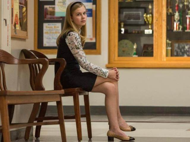Angourie Rice hot feet