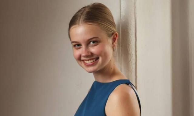 Angourie Rice hot side pic