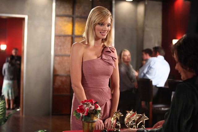 April Bowlby on Party