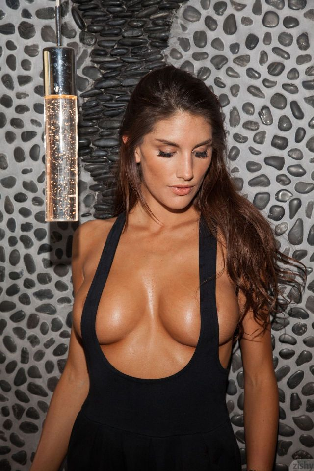 August Ames Sexy Big Boobs