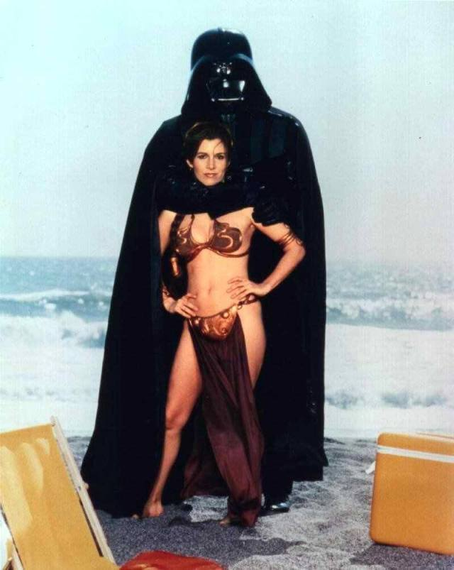 Carrie Fisher SEXY