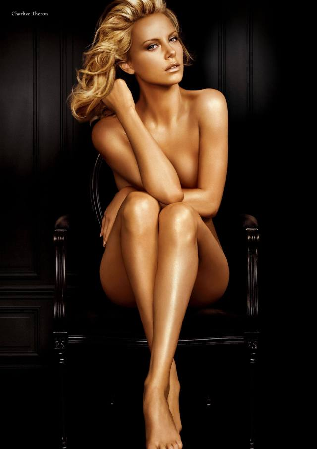 Charlize Theron hot nude pic