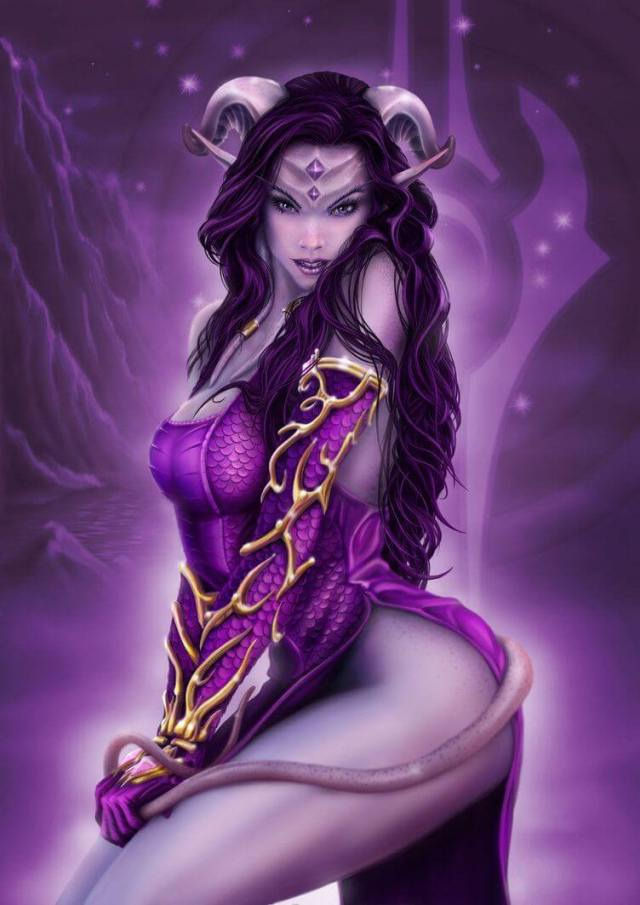 Draenei hot picture