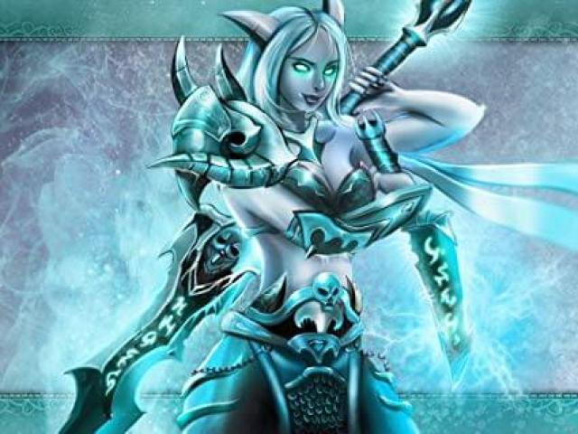 Draenei hot pictures (2)