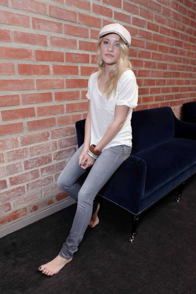 Emily Osment Hot in Jeans