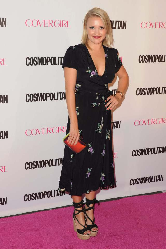 Emily Osment on Cosmopoliton Shows
