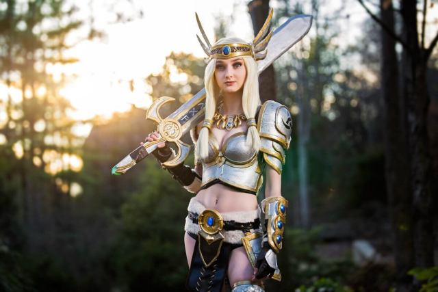 Freya Smite awesome