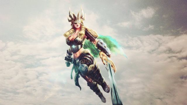 Freya Smite sexy look photo