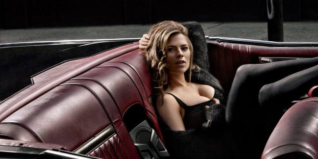 Hayley Atwell hot pcitures