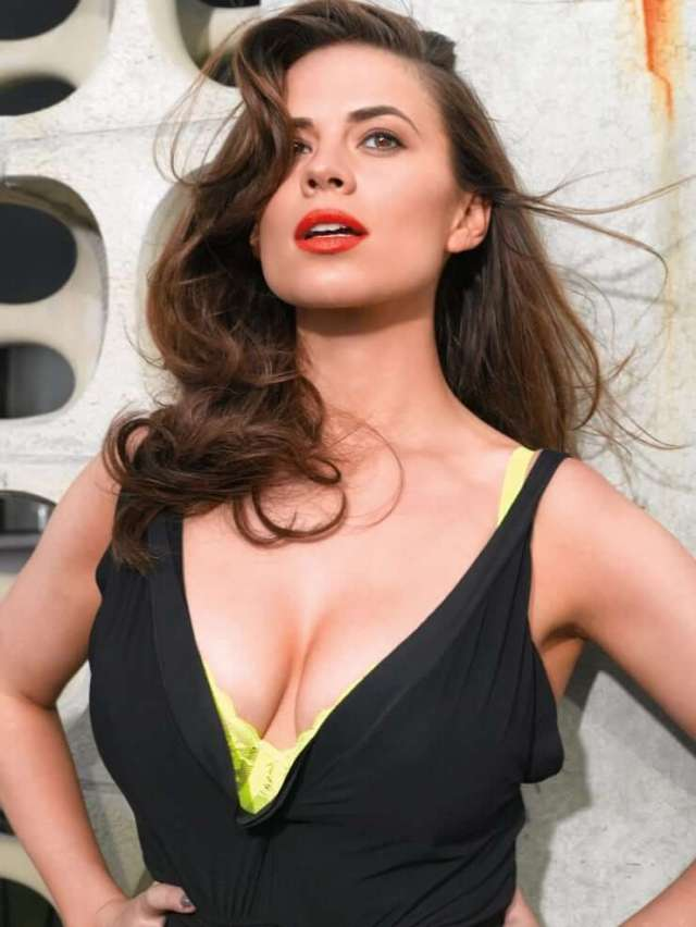 Hayley Atwell sexy picture