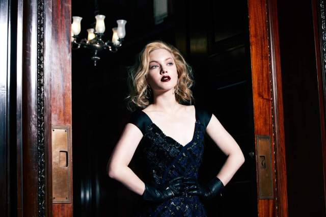 Holliday-Grainger awesome dress