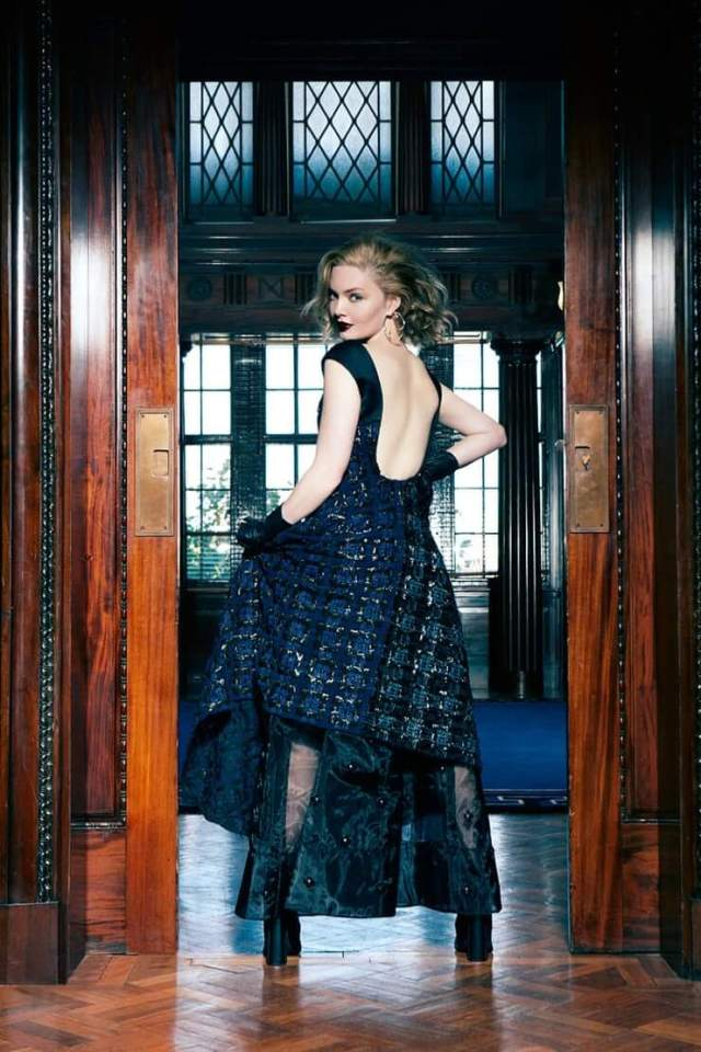 Holliday-Grainger awesome