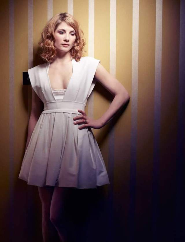 Jodie Whittaker beautiful picture