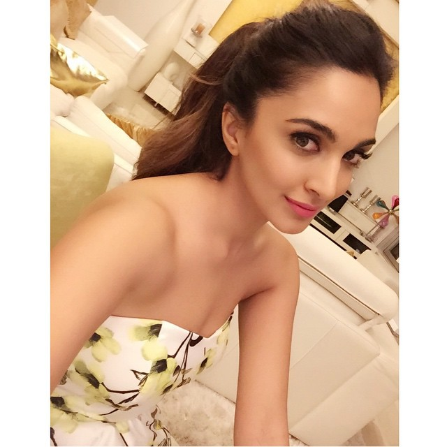Kiara Advani Beautifull Eyes