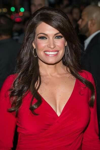 Kimberly Guilfoyle Hot in Red