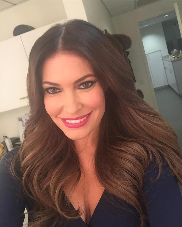 Kimberly Guilfoyle Smile