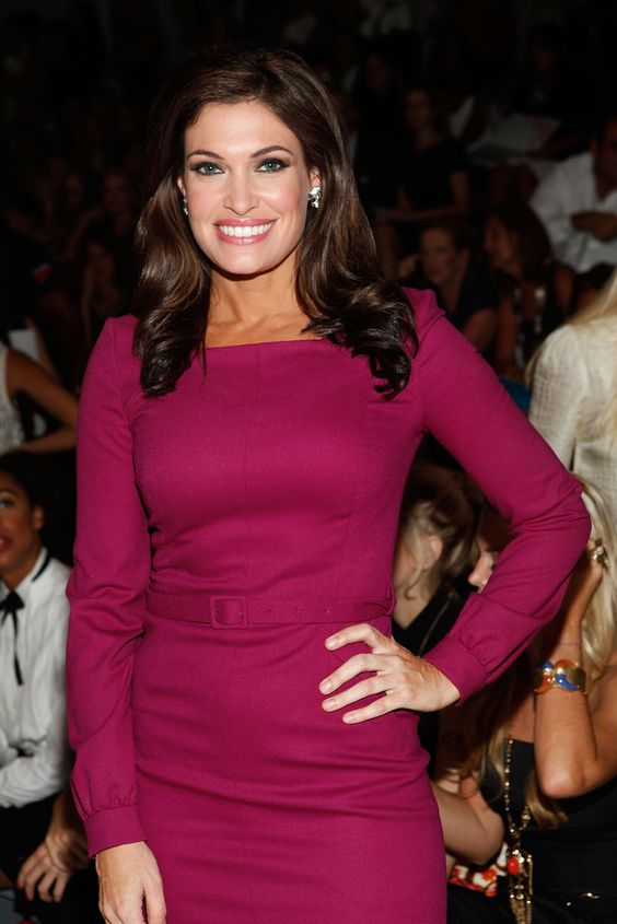 Kimberly Guilfoyle on Party