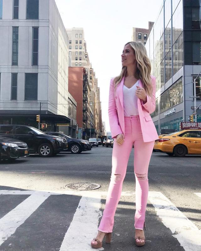 Kristine Leahy on the Road