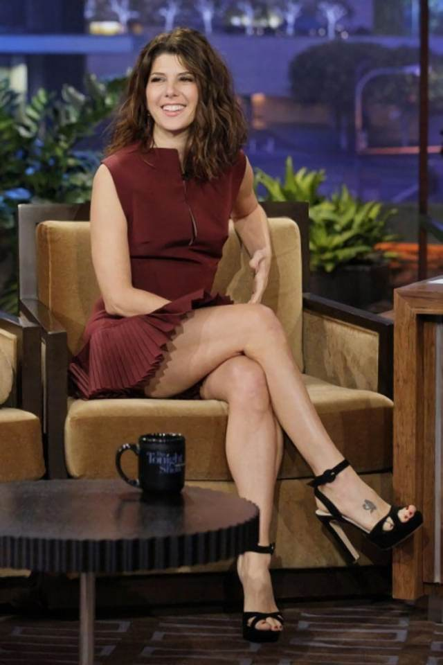 Marisa Tomei on Interview