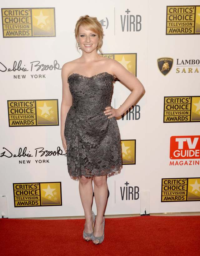 Melissa Rauch feet awesome